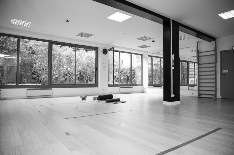 Cours de Yoga - salle
