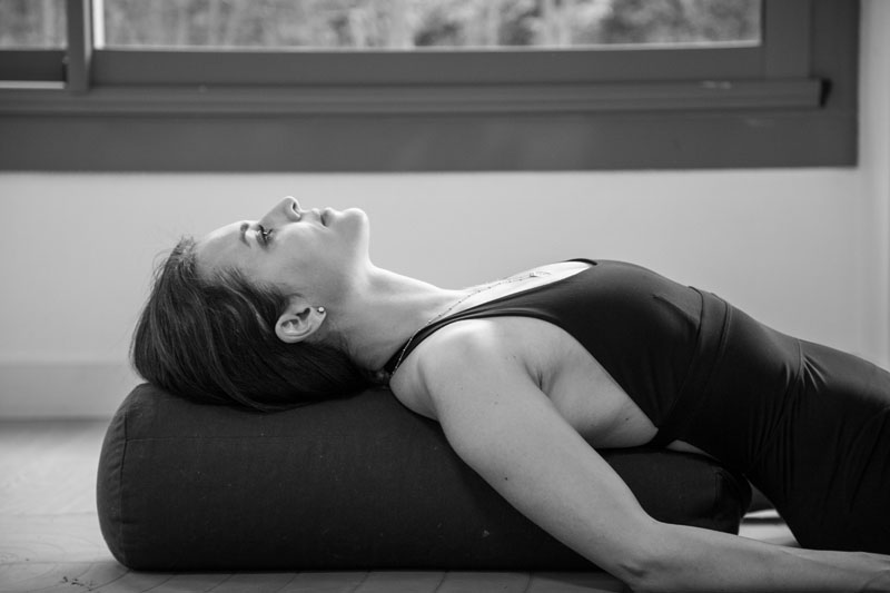 Thais Boissy Professeure de Yoga - relaxation