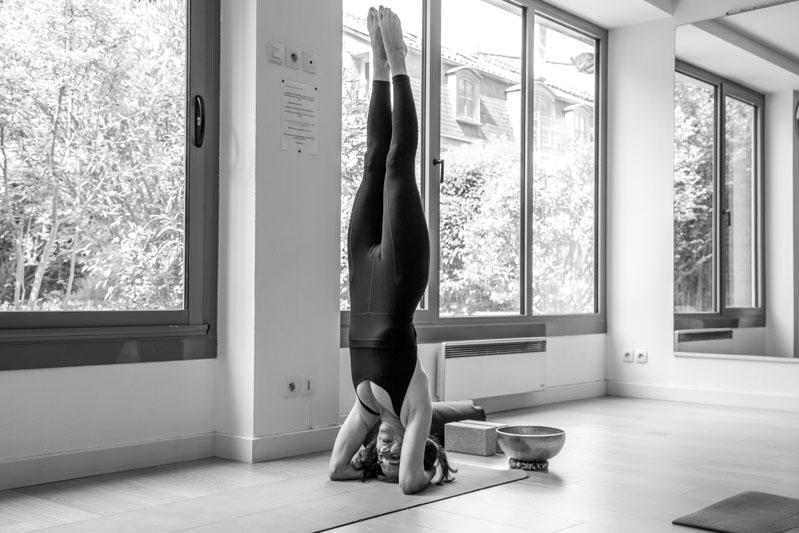 Thais Boissy Professeure de Yoga